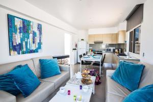 Nicholas Seaview Apartments, Apartmány  Protaras - big - 47