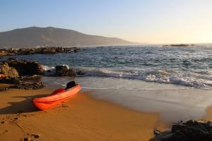 A Pasos de la Playa, Apartmanok  Papudo - big - 30