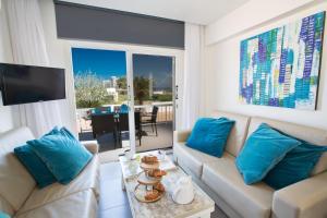 Nicholas Seaview Apartments, Apartmány  Protaras - big - 49