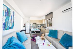 Nicholas Seaview Apartments, Apartmány  Protaras - big - 51