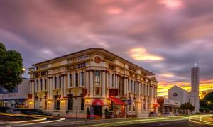 The County Hotel - Napier