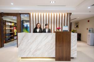 Hotel Kuretakeso Tho Nhuom 84, Hotely  Hanoj - big - 145