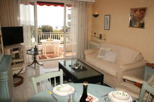 L'epsom, Апартаменты  Кань-сюр-Мер - big - 12