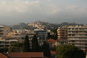 Le Semiramis 2, Apartmanok  Cagnes-sur-Mer - big - 21