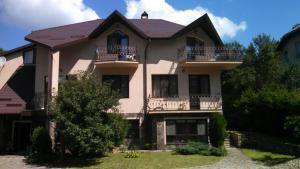 Отель Затишок, Моршин