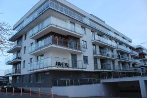 Apartament Bursztynek