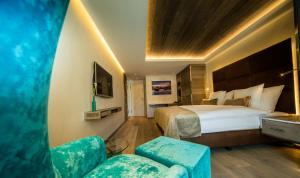 Hotel Bellerive, Hotels  Zermatt - big - 6