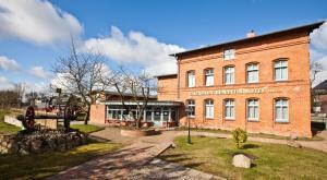 Eisenbahnromantik Hotel - Krempendorf