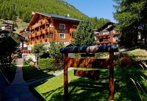 Park-Hotel Saas- Fee - Saas-Fee