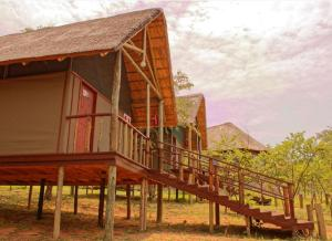 Lion Roars Lodge, Chaty  Lesoma - big - 17