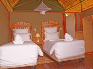 Lion Roars Lodge, Chaty  Lesoma - big - 15