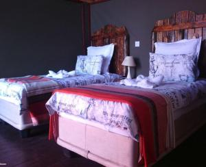Lion Roars Lodge, Chaty  Lesoma - big - 14