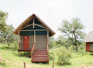 Lion Roars Lodge, Chaty  Lesoma - big - 5