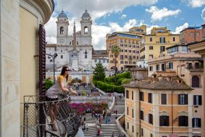 The Inn at the Spanish Steps - AbcRoma.com