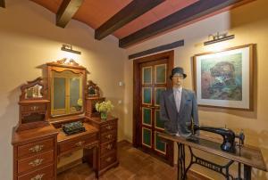 Hotel Cal Sastre, Hotels  Santa Pau - big - 44