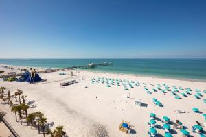 Hilton Clearwater Beach Resort & Spa, Üdülőtelepek  Clearwater Beach - big - 27