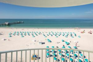 Hilton Clearwater Beach Resort & Spa, Üdülőtelepek  Clearwater Beach - big - 23