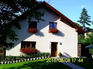 Apartmán Apartmány nad Otavou Zvíkovské Podhradí Česko