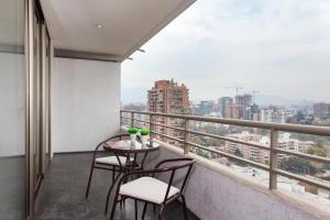 myLUXAPART Las Condes, Apartmány  Santiago - big - 15