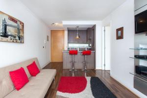 myLUXAPART Las Condes, Apartmány  Santiago - big - 22