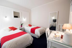 Hotel Biney, Hotely  Rodez - big - 7
