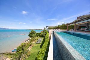 Villa Manta Samui - Your Private Waterfront Oasis
