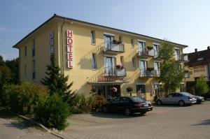 Hotel Classic, Hotely  Freiburg im Breisgau - big - 15