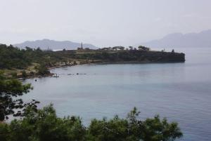 Klonos Anna Aegina Greece