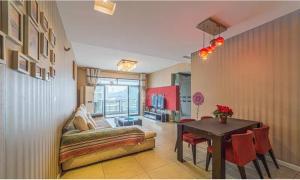 obrázek - Near Sanxia Square Comfortable Two-Bedroom Apartment