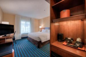 Fairfield Inn & Suites by Marriott Charlotte Airport, Hotely  Charlotte - big - 6