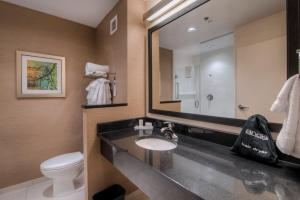 Fairfield Inn & Suites by Marriott Charlotte Airport, Hotely  Charlotte - big - 28