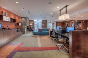 Fairfield Inn & Suites by Marriott Charlotte Airport, Hotely  Charlotte - big - 23