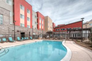 Fairfield Inn & Suites by Marriott Charlotte Airport, Hotely  Charlotte - big - 15