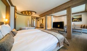 Hotel Bellerive, Hotels  Zermatt - big - 61