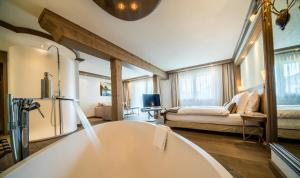Hotel Bellerive, Hotels  Zermatt - big - 63