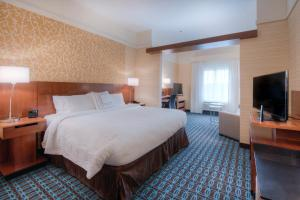 Fairfield Inn & Suites by Marriott Charlotte Airport, Hotely  Charlotte - big - 36