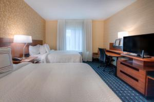 Fairfield Inn & Suites by Marriott Charlotte Airport, Hotely  Charlotte - big - 4