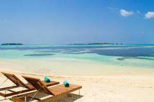 Luxury Beach Maldives, Penziony  Guraidhoo - big - 18