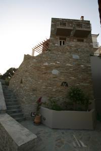 Rastoni Apartments Andros Greece