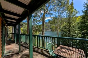 Accommodation in Bogong