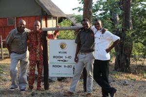Lion Roars Lodge, Chaty  Lesoma - big - 10
