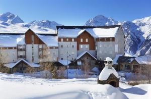 Location gîte, chambres d'hotes Résidence Néméa Royal Peyragudes dans le département Hautes Pyrénées 65