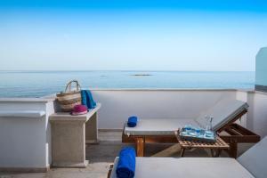 Pyrgos Blue, Apartmanhotelek  Mália - big - 91