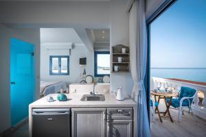 Pyrgos Blue, Apartmanhotelek  Mália - big - 94