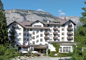 Sunstar Hotel Flims, Hotely  Flims - big - 37