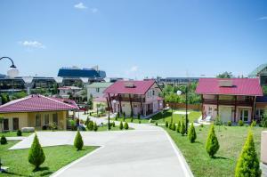 Коттеджный комплекс Тихая Гавань, Молдовка
