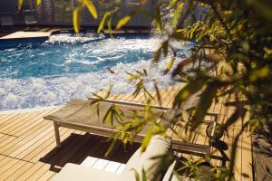 Hotel Saraceno, Отели  Морской Милан - big - 68