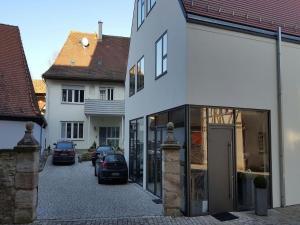Die Gönothek - Ferienwohnungen, Appartamenti  Iphofen - big - 72