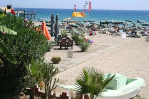 Blue Wave Suite Hotel, Hotely  Alanya - big - 28