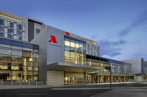 Calgary Airport Marriott In-Terminal Hotel - Calgary